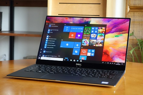 New XPS 13(9370)レビュー